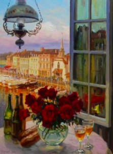 """Roses and Cider"" Evgeny and Lydia Baranov"